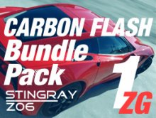 2014-up C7 Corvette | Bundle Pack #1 ZG | CARBON FLASH