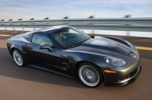 Chevrolet Corvette ZR1 Front Clip Conversion