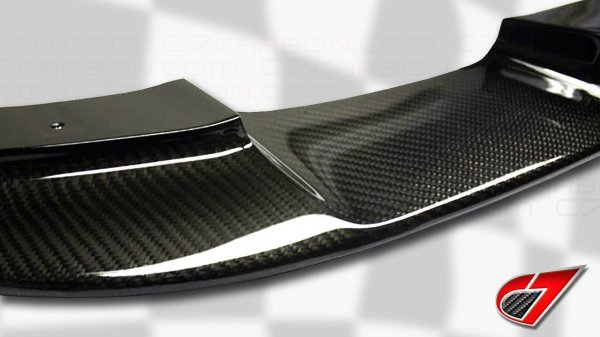 05-13' ZR1 front splitter for Z06/ZR1/GS Corvette | Carbon Fiber