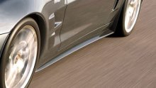 Corvette ZR1 Side skirts / Lower Rockers