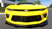 2016-Up Camaro | ZL1 Front Splitter for Camaro SS | Fiberglass