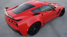 C7 Corvette | TURISMO Side skirt set | Carbon Fiber