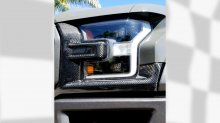 F150 Raptor Headlight Trim Bezel kit