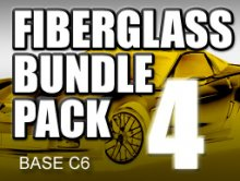 FiberGlass Bundle Pack #4 for BASE C6