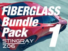 2014-up C7 Corvette | Bundle Pack #1 | Fiberglass