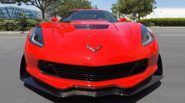 Corvette C7 - C7 Carbon Fiber, Aerodynamic Parts