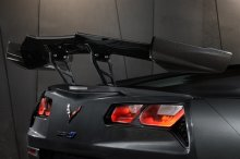 C7 Corvette | ZR1 ZTK style Rear Wing | Carbon Fiber