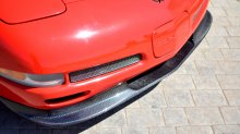 C5 Corvette | Vented front splitter | Gloss Black