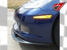 [2005-2013] ZR1 style splitter lip for Z06/ZR1/GS
