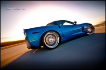 Corvette Z06 Rear Fenders Quater Panels | COUPE