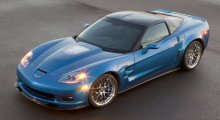 Corvette ZR1 COUPE Full Conversion Body Panels