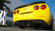 Corvette Rear Diffuser RACE edition | Carbon Fiber
