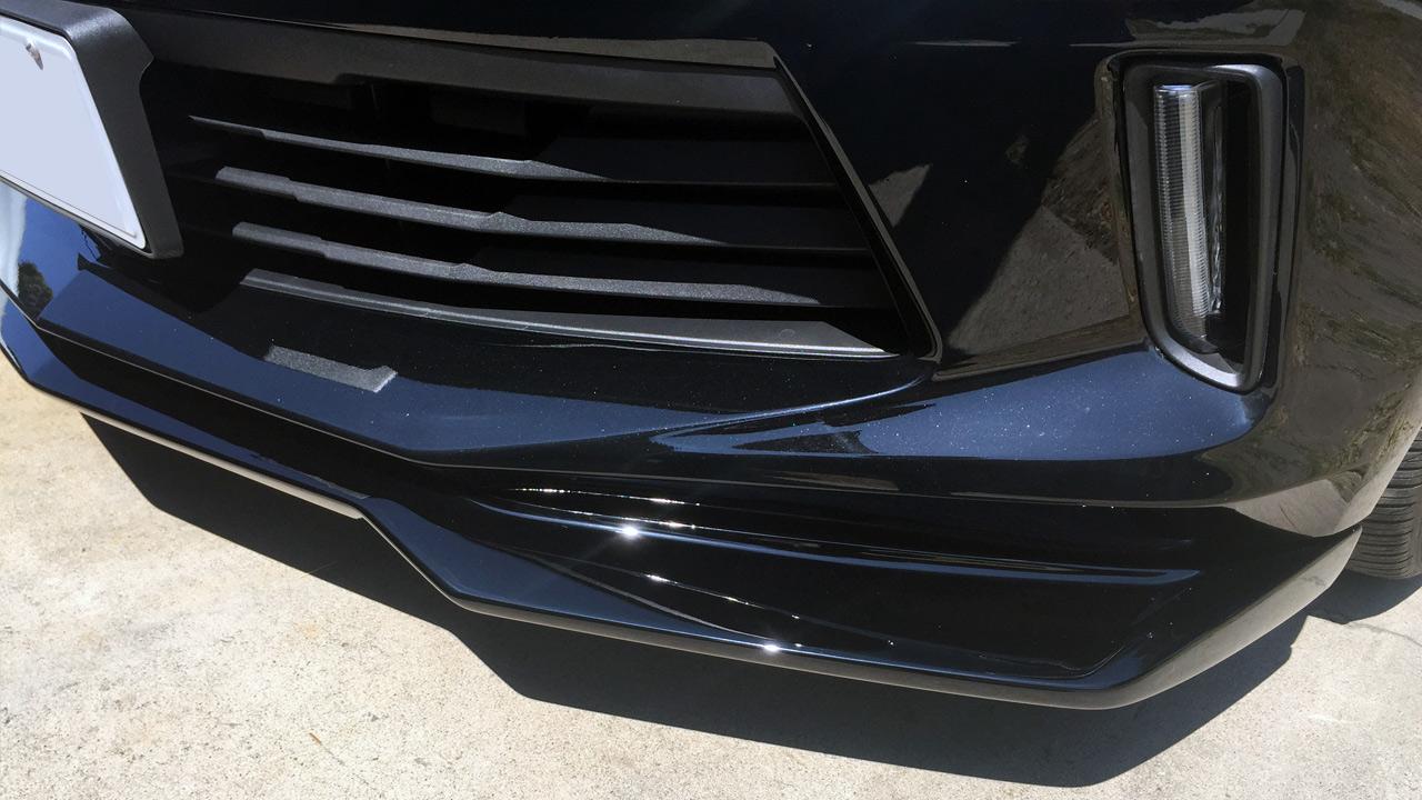 Camaro Zl1 Front Splitter For Camaro Ss Carbon Fiber
