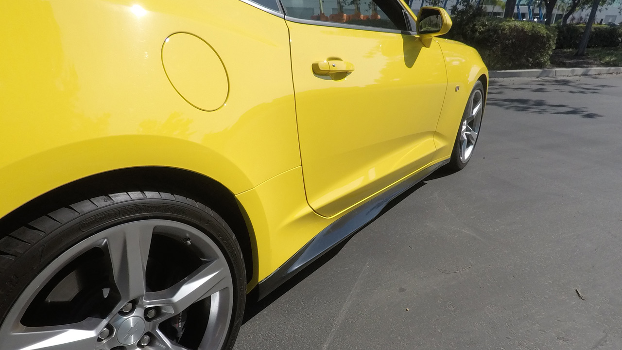 Chevy Camaro Zl1 Yellow Interesting Certified Preowned