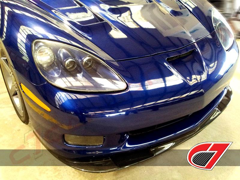 Aftermarket Carbon Exterior Parts Corvette C6 Z06 Autos Post