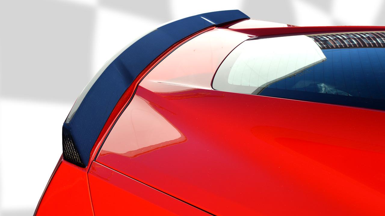 C7 Corvette | GTX Side skirt set | Carbon Fiber [C7-CCC7 ...