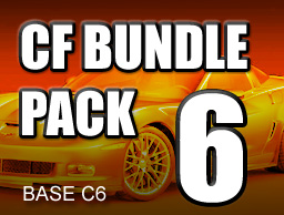 Carbon Fiber Bundle Pack # 6 for BASE C6