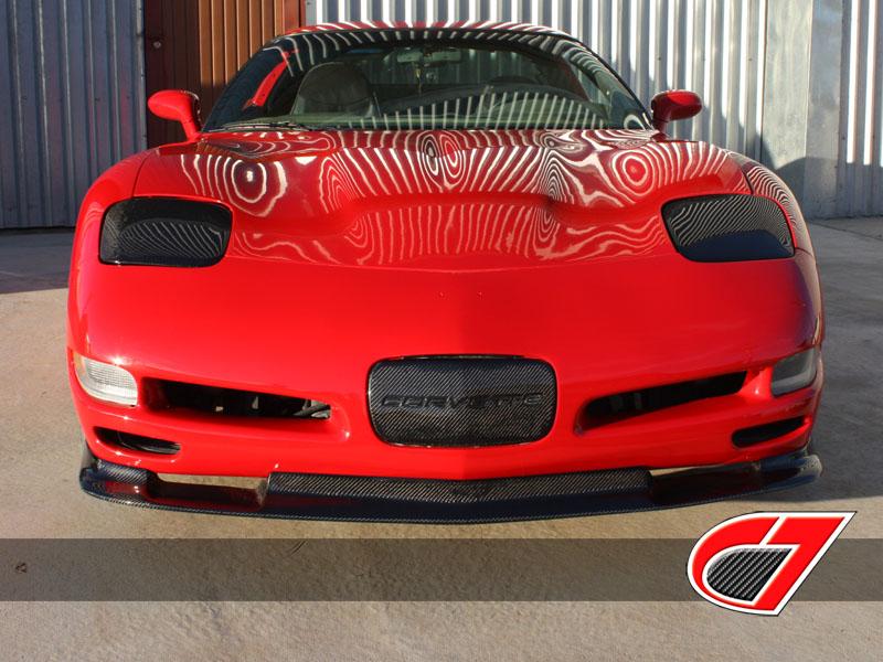 C7 Carbon - C5 Corvette Carbon Fiber Splitters! New ...