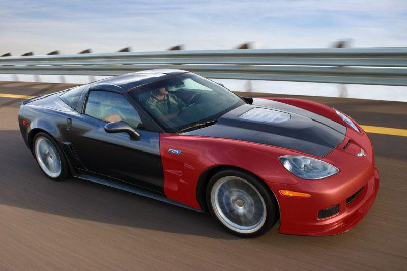 Chevrolet Corvette ZR1 Front Clip Conversion [C7-CCC6Z-FCC-FRP] : C7 Carbon Fiber, Aerodynamic Parts