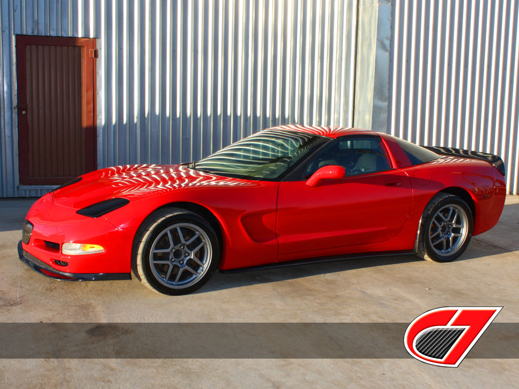 1997 Corvette For Sale >> C7 carbon Fiber C5 Extended Rear Spoiler ...