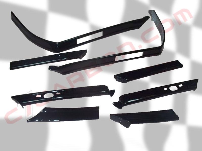 exterior c7 carbon fiber aerodynamic parts