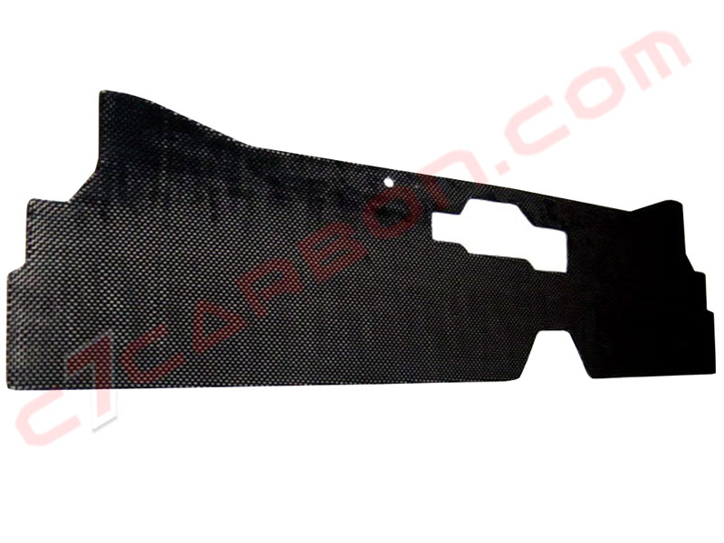 Toyota Corolla AE86 cooling plate | Carbon Fiber